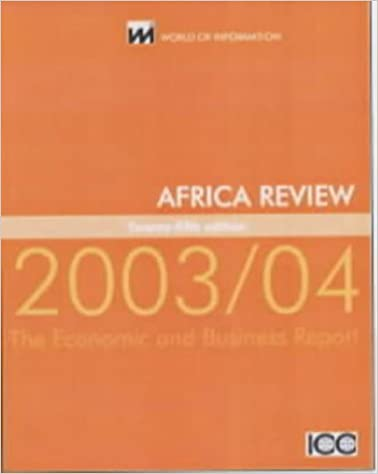 Africa Review 2003-4: Economic and Business Report (World of Information)