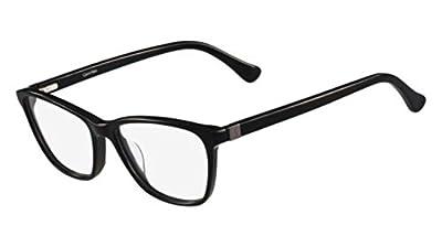Calvin Klein Platinum CK5883 Eyeglasses 001 Black