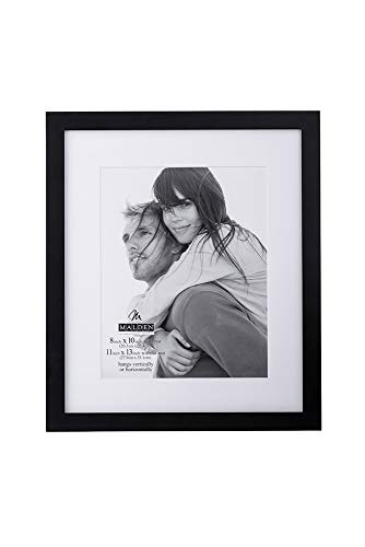 Amazon Com Malden 11x13 Matted Picture Frame Made To