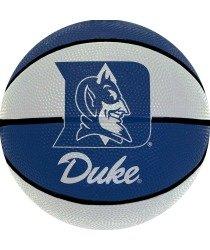Duke Blue Devils 7.25 inch Mini Size Rubber Basketball