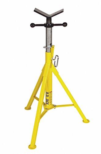 "Sumner Manufacturing 780385 ST-901 Lo Heavy Duty Jack, Vee Head,  21"" to 36"" Adjustable Height, 2,500 lb. Capacity"