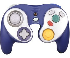 Intec Gamecube Controller - Intec G-Force 2 Gamecube Controller (Orange)