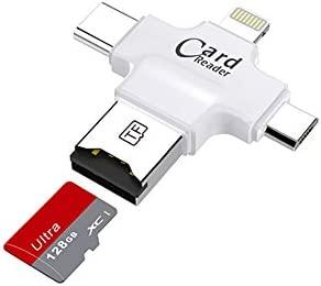 Lector de Tarjetas SD, Adaptador de Tarjeta USB 3.0 para ...