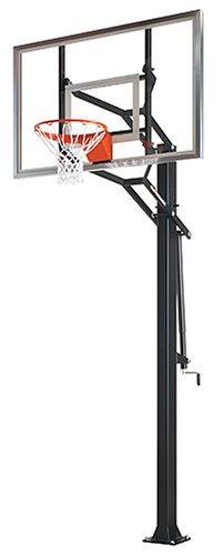 特売 Silverback II Ingroundバスケットボールシステム B000BO8A4S, 吉野谷村 605302dd