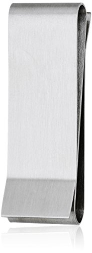 Kenneth Cole REACTION  Men's  Money Clip,Silver