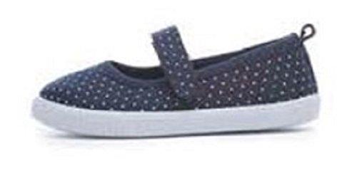 CHATTERBOX. Zapatillas de Lona Para Niña Milly Navy