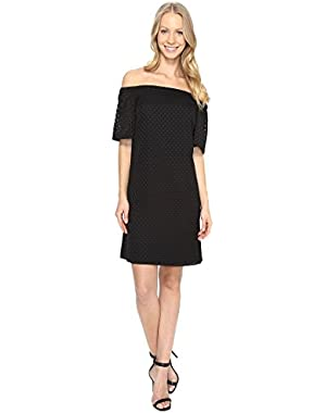 Womens Off the Shoulder Dress