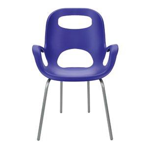 Awesome Oh Chair (Ink) By Karim Rashid