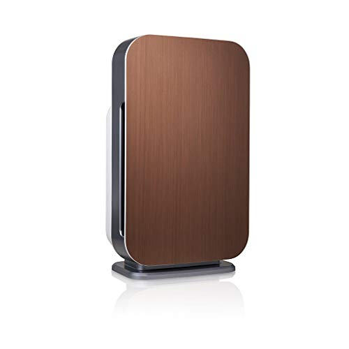 - Alen BreatheSmart 45i HEPA Air Purifier with Fresh Filter for Allergies, Dust, Smoke, Chemicals and Cooking Odor in Brushed Bronze