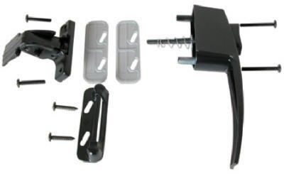 Prime Line Products K 5007 Screen & Storm Door Latch Set, Pu