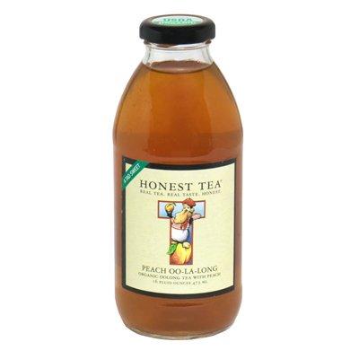 Tea Peach Oo La Long Rtd Org3 16 FO (Pack Of 12)