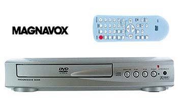 DVD Player Dvd/ Cd Player