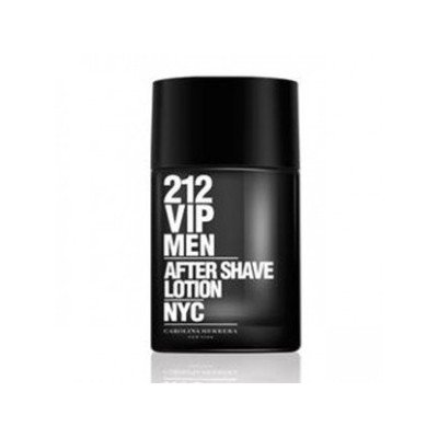 Price comparison product image Carolina Herrera 212 VIP After Shave Lotion for Men,  3.4 Ounce