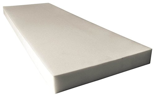 Mybecca Upholstery Foam Cushion High Density (Seat Replacement, Sheet, Padding), 6