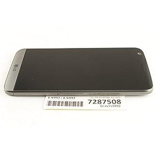 LG G5 - Factory Unlocked Phone - Retail Packaging (Titanium)