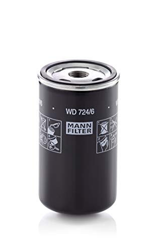 Price comparison product image Mann Filter WD7246 Hydraulic Oil Filter
