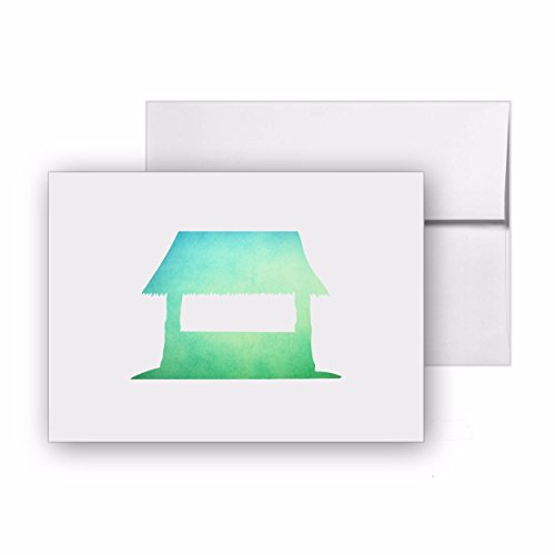 Cantina Bar, Blank Card Invitation Pack, 15 cards at 4x6, with White Envelopes, Item - 4 Folded Bar Invitation Card