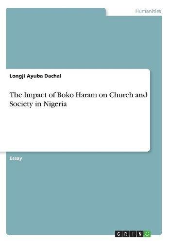 The Impact of Boko Haram on Church and Society in Nigeria pdf epub