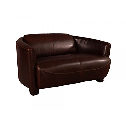 clubsofa rocket classic 2 sitzer kunstleder sofa couch g nstig. Black Bedroom Furniture Sets. Home Design Ideas