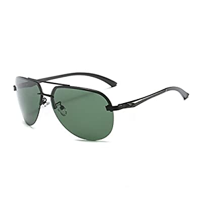 d6db990bab83f0 LXKMTYJ Les hommes portant des lunettes de soleil Homme et par les  conducteurs de voiture sans