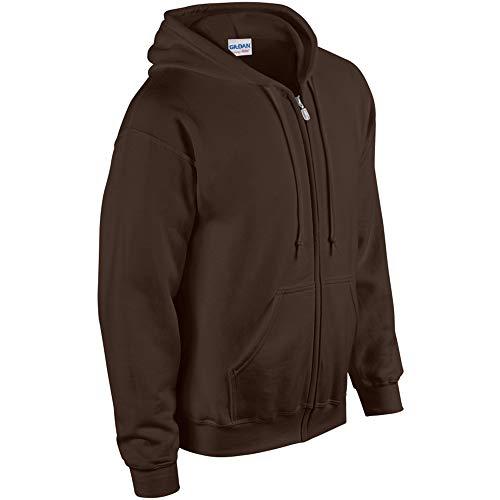 Gildan Men's Fleece Zip Hooded Sweatshirt