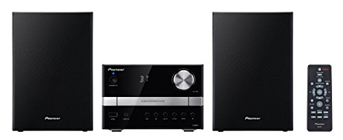 Pioneer CD mini component system with Bluetooth X-EM22 Black (Japan domestic model)