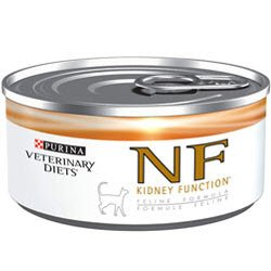 Purina Veterinary Diets NF Kidney Function Canned Cat Food 24 5.5-oz cans, My Pet Supplies