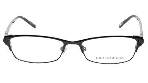 NEW Jones NEW YORK J463 BLACK EYEGLASSES GLASSES WOMEN's FRAME 53-16-135 B29mm