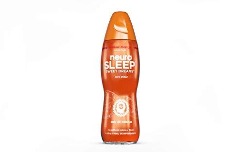Neuro SLEEP Mellow Mango, 14.5 oz Bottles (Pack of 12)