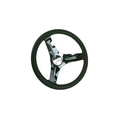 Azusa Go-Kart Competition Steering Wheel - 12in. Dia.