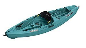 SUNDOLPHIN Capri Sit-On Recreational Kayak (Jade, 10-Feet)