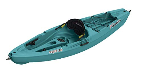 SUNDOLPHIN Capri Sit-On Recreational Kayak (Jade, 10-Feet)