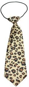Mirage Pet Products 46-15 Leopard Big Dog Neck Tie, Large by Mirage Pet Products