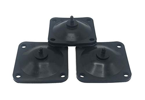 for 1 valves, 5 Pack Aquasyn EPDM Replacement Diaphragm