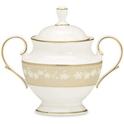 Click for Lenox Bellina Gold Sugar W/Lid