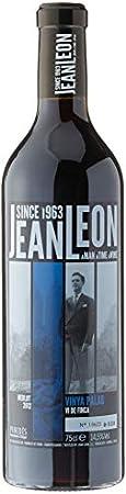 Jean Leon Vinya Palau Merlot (Eco), Vino Tinto, 75 cl - 750 ml