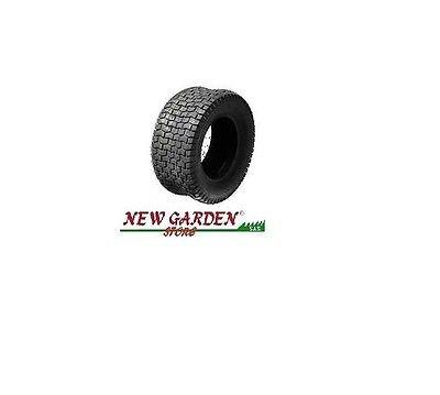 Neumático Goma Rueda Tractor cortacésped Jardinería 165/60 - 8 ...