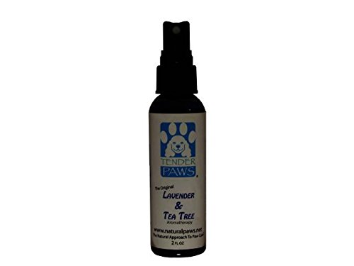 Natural Paws - Sweet Pea's TenderPaws - Lavender & Tea Tree Aromatherapy...