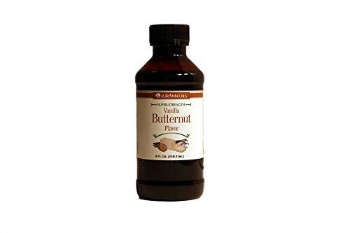 Lorann Vanilla Butternut Flavor 4 Ounce