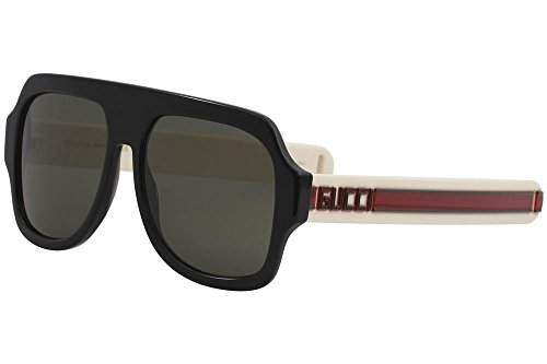 Gucci GG0255S Black One Size (Gucci Modell-nummer)