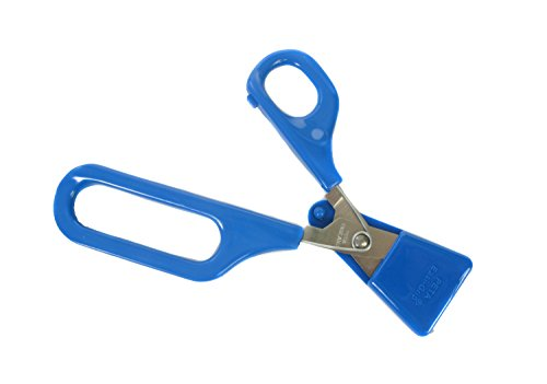 Products P-120 Long Loop Self Opening Scissor, Right Hand, 45 mm, Round Blade ()