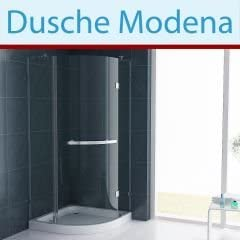 Ducha cabina de ducha de cristal Modena 900 X 900: Amazon.es ...