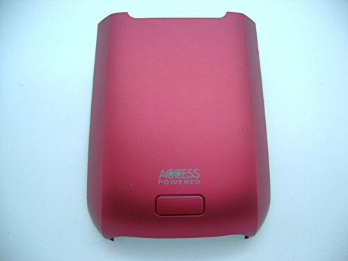 Simply Silver - New Red Treo 680 Original Battery Door Cover Cingular AT&T - Unbranded - 680 Battery Door