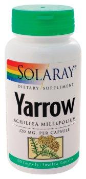 Solaray - Yarrow, 320 mg, 100