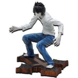Death Note: Season 1 L Action Figure by Jun Planning