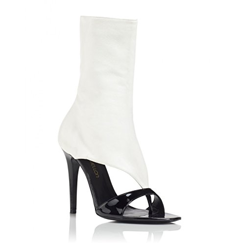 Cream Jimmy Choo Black Mellon Chief Sandals Tamara Designer Basic Instinct qStzOOpWf