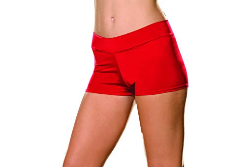 Dreamgirl Women's Roxie Hot Short, Red, (Dreamgirls Costumes Uk)