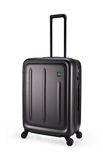 lojel-strio-27-medium-spinner-luggage-metallic-grey