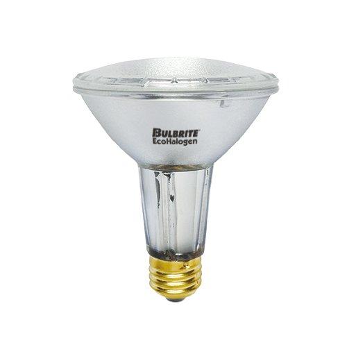 12 Bulbrite 683456 H60PAR30SP/L/ECO 60-Watt ECO Halogen PAR30 Long Neck 75W Halogen Equiv Medium (E26) Base 120V Spot