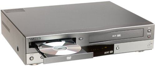 GoVideo DVR4000 DVD-VCR Combo